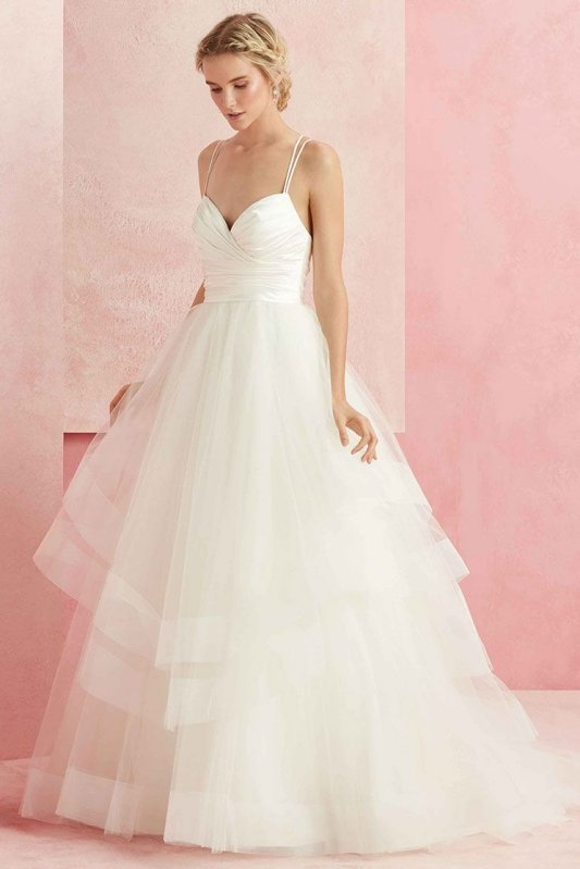 BRIDAL GALLERY FORT WORTH, TEXAS: Watters Weddings Gallery, Dessy ...