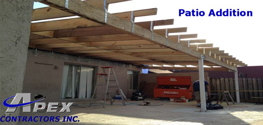 Images: Patio Addition